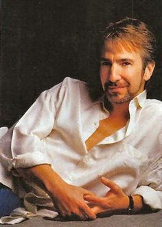 alan rickman. this man's voice melts the butter in my refrigerator!!