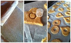 Collage biscotti integrali