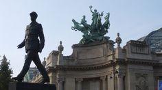 Paris et un grand homme !