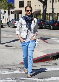 Good Genes, Great Jeans: Jessica Alba's Ultimate Guide to Denim