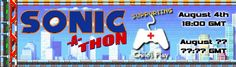 Sonic-A-Thon Endures Sonic Game Gauntlet for Child's Play -  Summer is halfway through for us northern hemisphere folks, but it is never a bad time to kick back in the air conditioning and watch a bunch of fans do crazy things in a variety of Sonic games. The motley crew over at HellfireComms is well underway on their Sonic-a-thon charity drive, where... http://www.sonicretro.org/2014/08/sonic-a-thon-endures-sonic-game-gauntlet-for-childs-play/