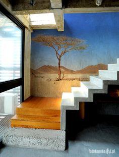 Desert wallpaper by Fototapeta4u.pl