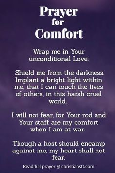 Effective Prayer For Comfort in tough times Daily Morning Prayer, Happy Morning Quotes, Good Night Prayer, Morning Prayers, Daily Prayer, Prayer Verses, Prayer Book, Prayer Quotes, Scripture Verses