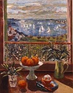 Margaret Olley -Still Life and Rushcutters Bay