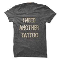 Another tattoo T Shirts, Hoodies. Check price ==► https://www.sunfrog.com/No-Category/Another-tattoo.html?41382