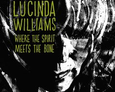 Nice article lead illustration re. Lucinda Williams, by George Pratt.