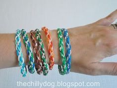 Upcycled Wire Bracelet ethernet or phone cable wire cutters scissors safety pin super glue (optional)