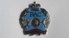 ROYAL AUTOMOBILE CLUB QUEENS SILVER JUBILEE 1952-1977