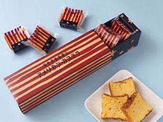 アメリカンカステラ  カフェ・ドゥ・ジャルダン : 手土産に嬉しい、オシャレなパッケージのお菓子 - NAVER まとめ