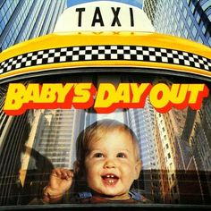 Baby's Day Out is one baby movie that adults (along with kids) can watch anytime, anyplace! #MovieTime
