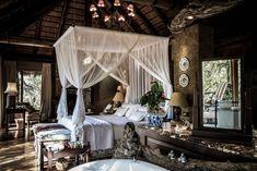 #Bworldly South African Luxury Safari Lodge -Camp Jambulani