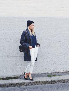Beanie and pearls | lainahöyhenissä - Blogi | Lily.fi