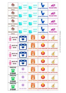 Ministério Enlace: Planner de Junho + planner semanal com adesivos para imprimir