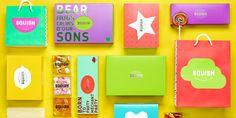 Squish Candies — The Dieline - Branding & Packaging Design