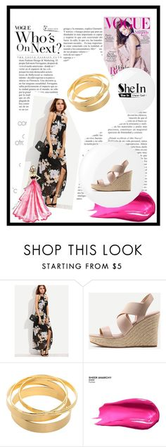 """""""SheIn 7/II"""" by amina-haskic ❤ liked on Polyvore featuring Kerr®, Urban Decay, Essie and Sheinside"""