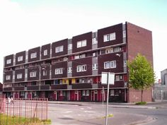 Typical 70s social housing and a link to an archiseek forum discussion