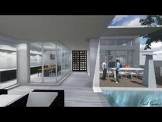 Modern Architectural Design by WAYCOOL Homes by Phil Kean