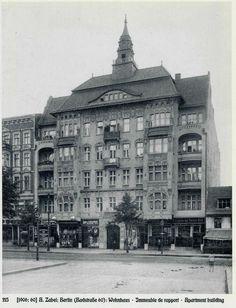 Das alte Berlin - Old Berlin - Page 23 - SkyscraperCity