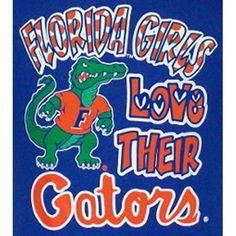 Florida Gator Girl Forever!