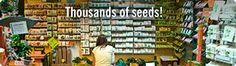 The Natural Gardener in austin tx. Nursery, seeds, online resources.
