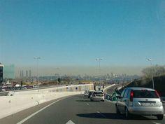 La contaminación del aire urbano, un grave problema