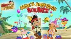 JAKE and the never land pirates - Birthday Bounce - SUBSCRIBE