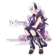v4 Flower