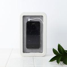 Muji splash-proof speaker for iphone
