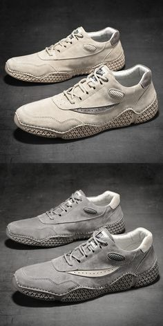 Blue Shoes, Men's Shoes, Shoe Boots, Shoes Sneakers, Formal Shoes For Men, Men Formal, Cow Leather, Suede Leather, Big Size Fashion
