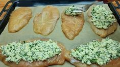 Chicken Fillet Recipes, Food Portions, Rabbit Food, Garlic Chicken, Quick Recipes, Avocado Toast, Baked Potato, Main Dishes, Food And Drink