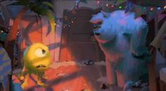 Monstres Academy - The Art of Disney Monster University, Art Disney, Disney Kunst, Disney Pixar, Animation Disney, Animation Film, Storyboard, Pixar Concept Art, Color Script
