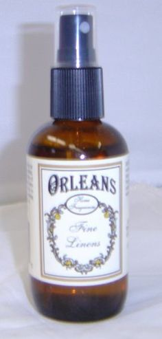 Fine Linens Scented Orleans Home Fragrances Room Spray -- Click image for more details.