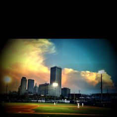 Tulsa Drillers Stadium
