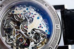 Fotos en vivo y precio del triple cronógrafo A. Lange & Söhne Triple Split | Horas y Minutos