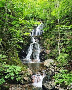 Looking for waterfalls to explore? You are in the right place! Here are 28 Nova Scotia waterfalls for your next adventure. Nova Scotia Travel, Visit Nova Scotia, Road Trip Packing List, East Coast Travel, Exotic Beaches, Atlantic Canada, Prince Edward Island, Get Outdoors, Camping