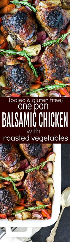 Easy One Pan Balsami