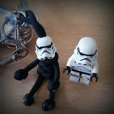 Star Wars and paracord