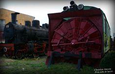 Steam Engine Museum - Sibiu, Romania
