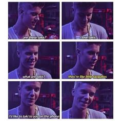Haha love this!! Justin Bieber #ConfidentVideo