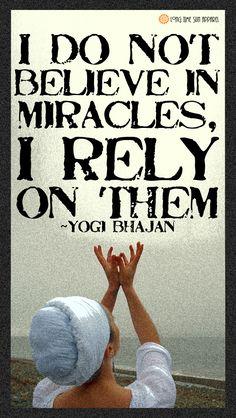 Yogi Bhajan Quote www.longtimesunapparel.com