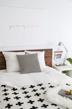 Pin for Later: The Easy Way to Get the Look of Reclaimed Wood For Less
