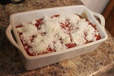 White bean, spinach and goat cheese lasagna