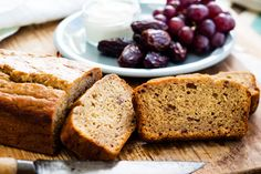 Sugarless banana loaf – Recipes – Bite