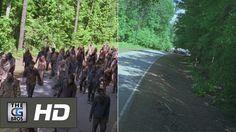 """CGI & VFX Breakdowns HD: """"The Walking Dead Season 6"""" - by Stargate Studios"""