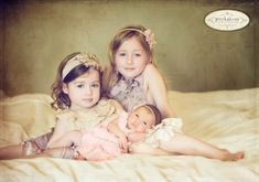 siblings with newborn - Google Search