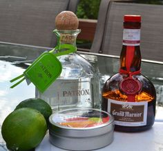 Margarita Shots! - Mrs. Wifestine Palmer