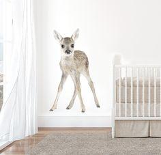 Hello Deer Wall Decal