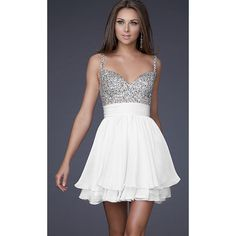 A Stella M'Lia Petra dress in Icing Sugar for teenagers and older ...