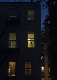Photographer Jack Adam, caught snippets of life through windows at night time, for his series Doll House. He places the viewer i Night Aesthetic, City Aesthetic, House Photography, Night Photography, Night Window, Monospace, Through The Window, Night City, City Lights