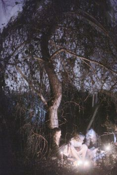 A Very Dark Magical Night...